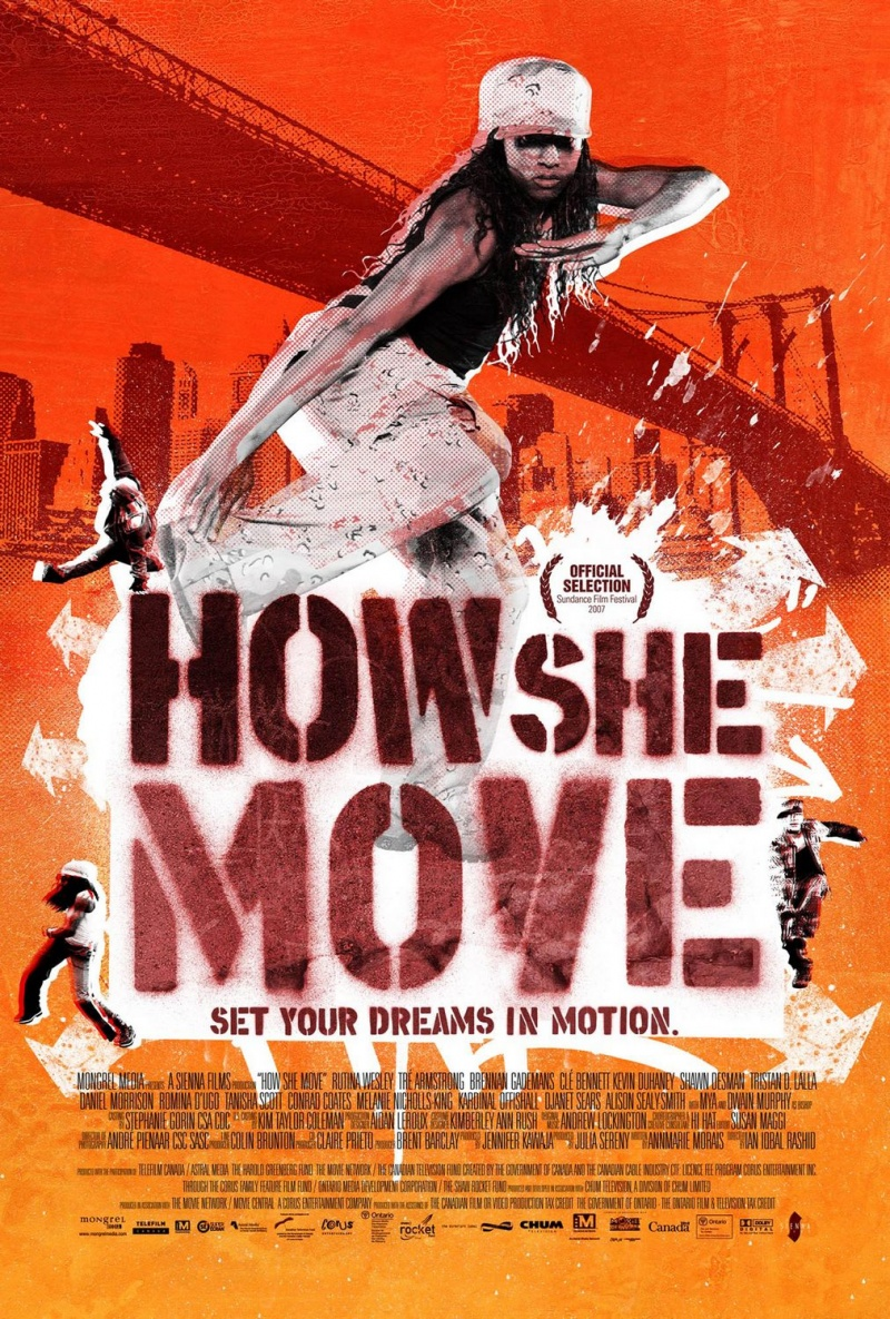 Как она двигается - (How She Move)