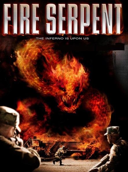 Огненный змей - (Fire Serpent)