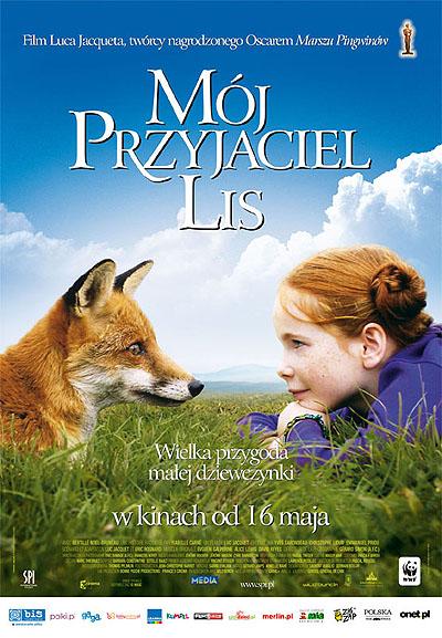 Девочка и лисенок - (Le renard et l'enfant)