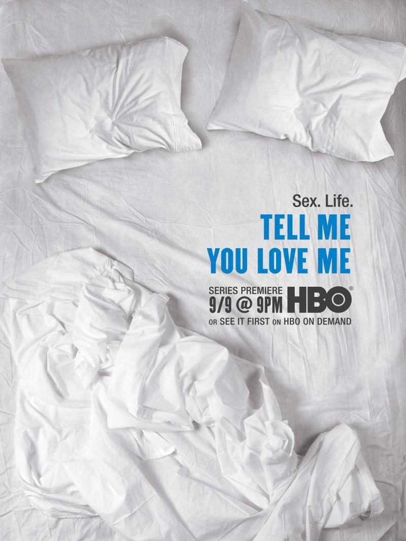 Скажи мне, что любишь меня - (Tell Me You Love Me)