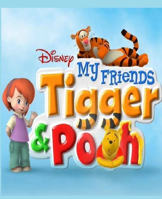 Мои друзья Тигруля и Винни. Сборник мультфильмов (2007-2010) - (My Friends Tigger & Pooh. Collection (2007-2010))