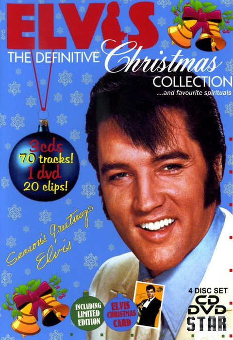 Elvis Presley - The Definitive Christmas Collection