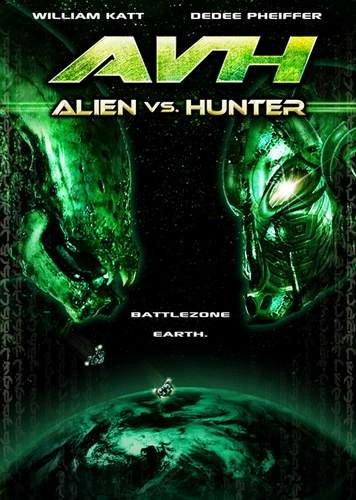 Охотник против Чужого: Поединок - (AVH: Alien vs. Hunter)