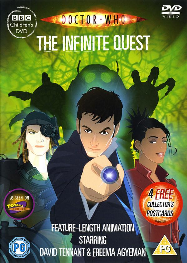 Доктор Кто - В поисках Бесконечности - (Doctor Who - The Infinite Quest)