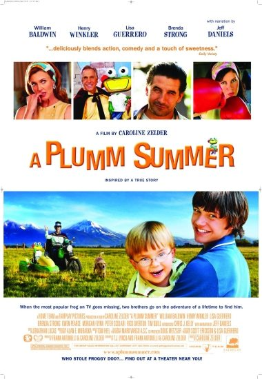 ���� ������� - (A Plumm Summer)