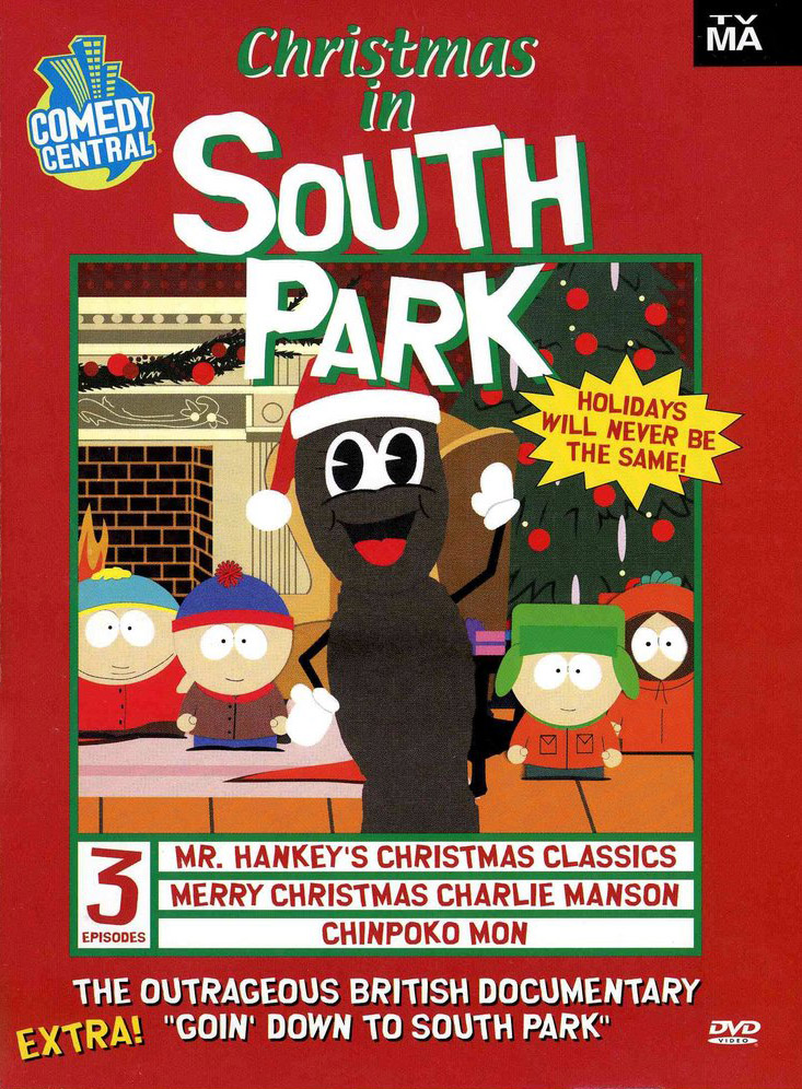 ��������� � ����� ����� - (Christmas Time in South Park)