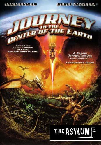 Путешествие в страну Динозавров - (Journey to the Center of the Earth)