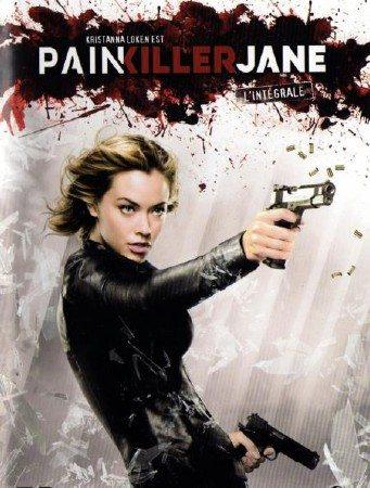 Победившая боль (Крепкий орешек Джейн) - (Painkiller Jane)