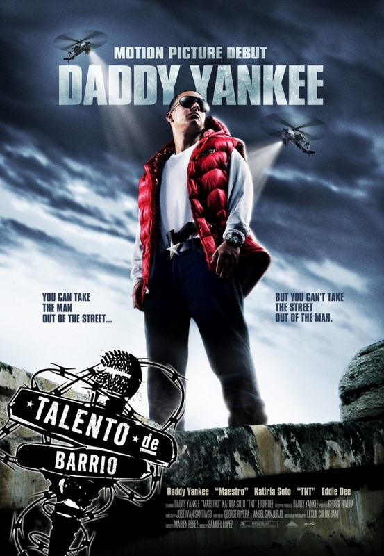 Талантливый парень - (Talento de barrio)