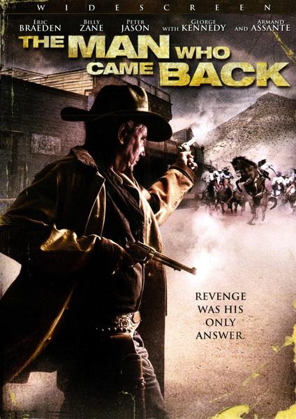 Расплата кровью - (The Man Who Came Back)