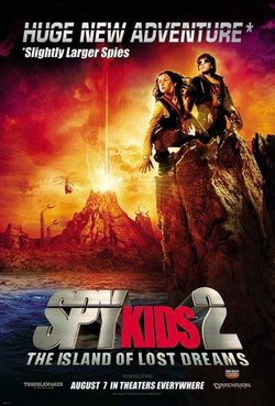 Дети шпионов 2: Остров несбывшихся надежд - Spy Kids 2: Island of Lost Dreams