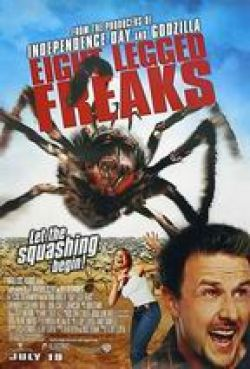 Атака пауков - Eight Legged Freaks