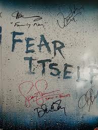 Воплощение страха - (Fear Itself)