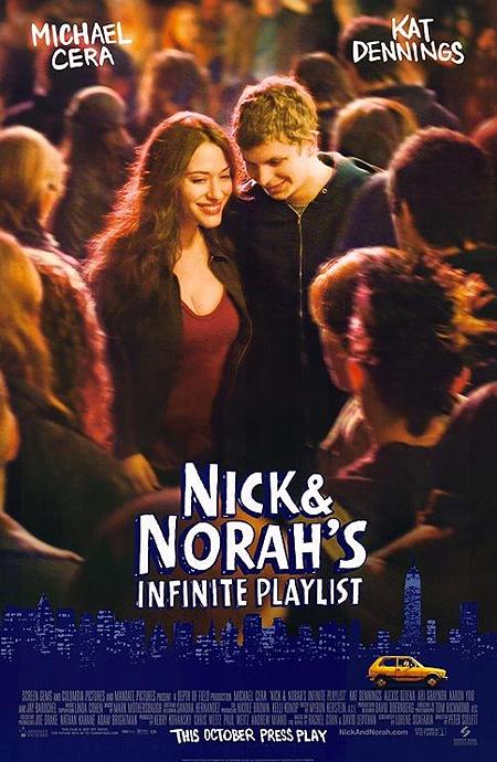 Будь моим парнем на 5 минут - (Nick and Norah's Infinite Playlist)