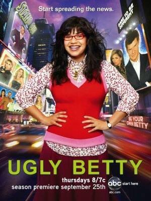 Дурнушка Бетти - (Ugly Betty)