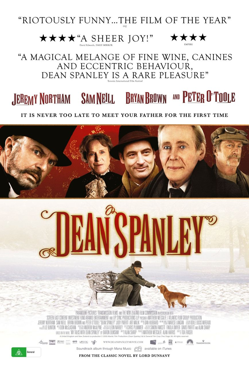 Декан Спэнли - (Dean Spanley)