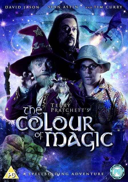 Цвет Волшебства Терри Пратчетта - (Terry Pratchett's The Colour of Magic)