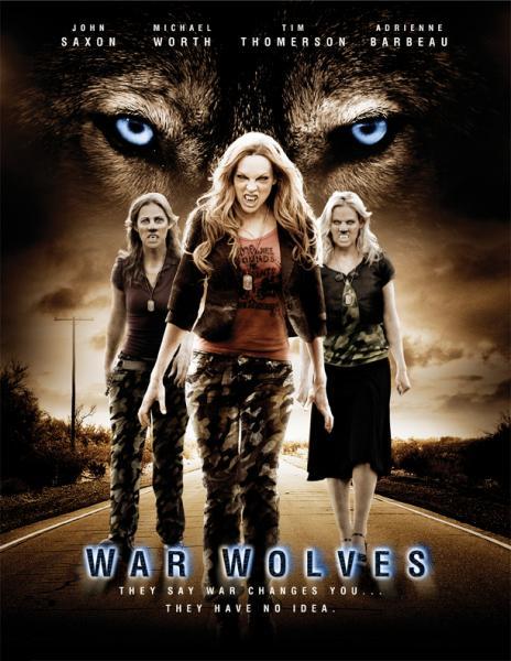 Военные Волки - (War Wolves)