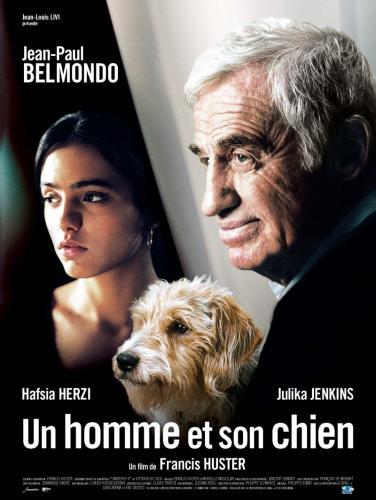 Человек и его собака - (Un homme et son chien)