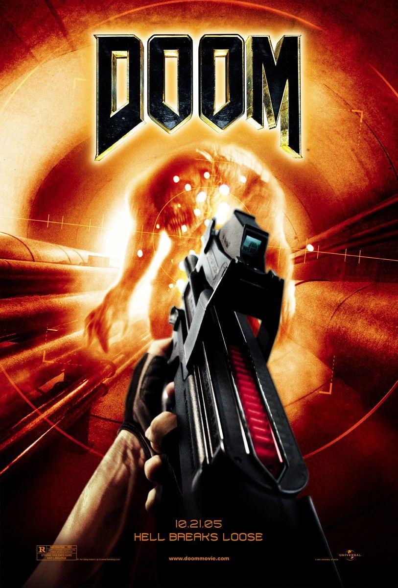 Мир фантастики: Дум: Киноляпы и интересные факты - (Doom)