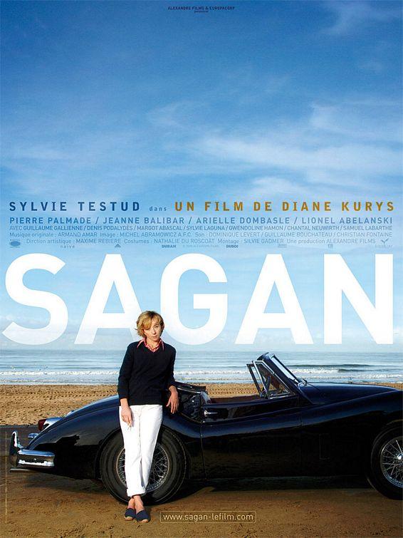 Франсуаза Саган - (Sagan)