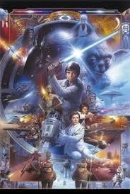 Мир фантастики: Звездные войны. Эпизод 4: Новая надежда: Киноляпы и интересные факты - (Star Wars. Episode IV: A New Hope)