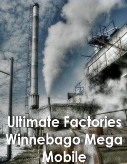 National Geographic: Суперсооружения: Мегазаводы: Дома на колёсах - (MegaStructures: Megafactories: Winnebago)