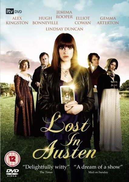 Ожившая книга Джейн Остин - (Lost in Austen)