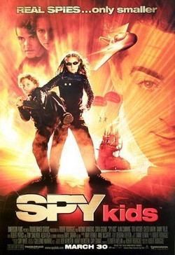Дети шпионов - Spy Kids