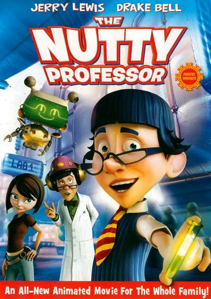 Чокнутый профессор - (The Nutty Professor 2: Facing the Fear)