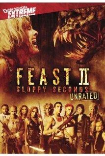 Пир 2: Кровавые секунды - (Feast II: Sloppy Seconds)