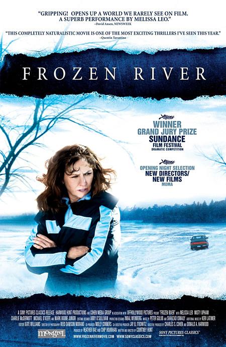 Замерзшая река - (Frozen River)