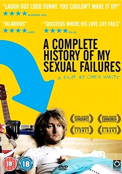 ������ ������� ���� ����������� ��������� - (A Complete History of My Sexual Failures)