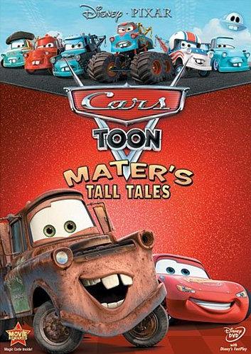 Мультачки: Байки Мэтра - (Pixar Cars: Mater's Tall Tales)