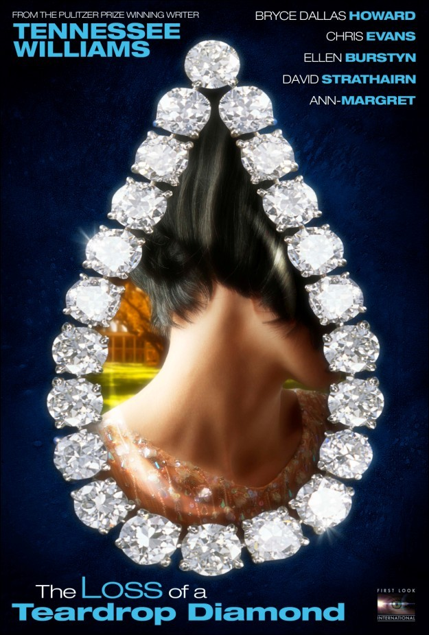 """Пропажа алмаза """"Слеза"""" - (The Loss of a Teardrop Diamond)"""