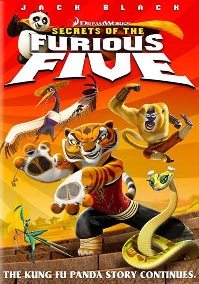 Кунг-фу Панда: Секреты неистовой пятерки - (Kung Fu Panda: Secrets of the Furious Five)
