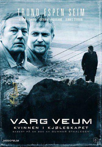 Варг Веум 5 - Женщина в холодильнике - (Varg Veum 5 - Kvinnen i kjГёleskapet)