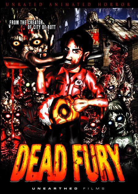 Мёртвая ярость - (Dead Fury)