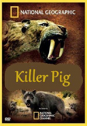 National Geographic: Доисторические хищники. Адский кабан - (Prehistoric Predators. Killer Pig)