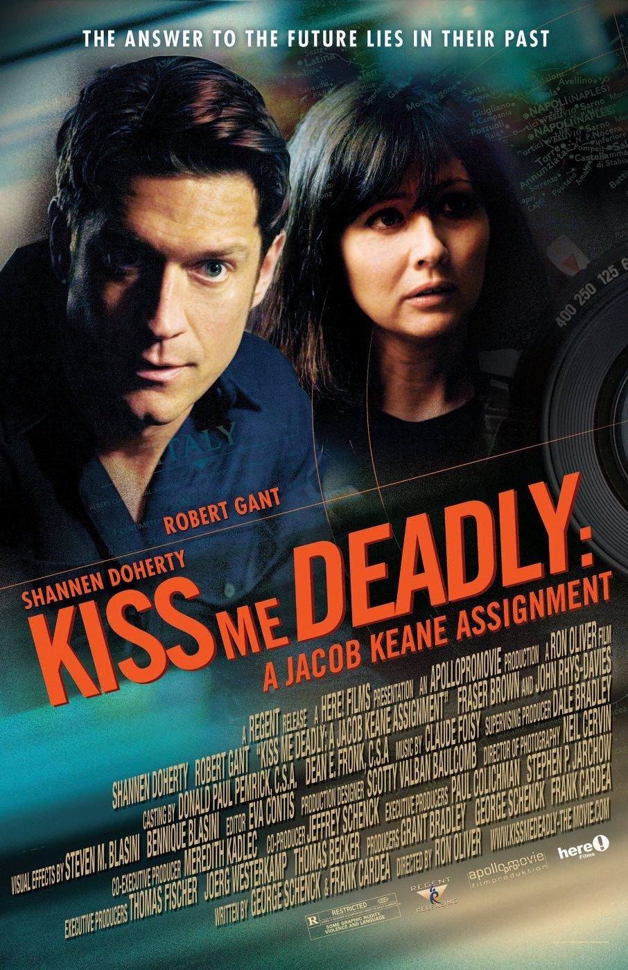 Дельфийский эффект - (Kiss Me Deadly)