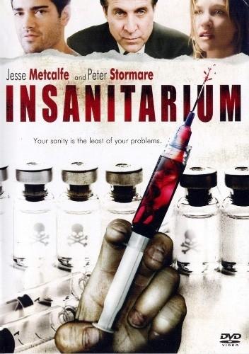 Пожираемые заживо - (Insanitarium)