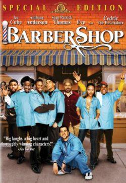 Парикмахерская - Barbershop