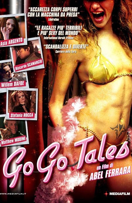 Сказки стриптиз-клуба - (Go Go Tales)