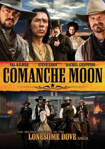 Луна команчей - (Comanche Moon)