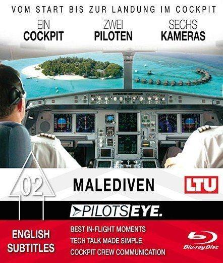 Глазами пилота - Мальдивы - (Pilotseye - Malediven)