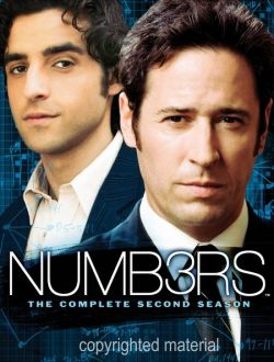 Числа. Сезон 2 - Numb3rs. Season II