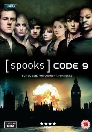 Призраки: Код 9 - (Spooks: Code-9)