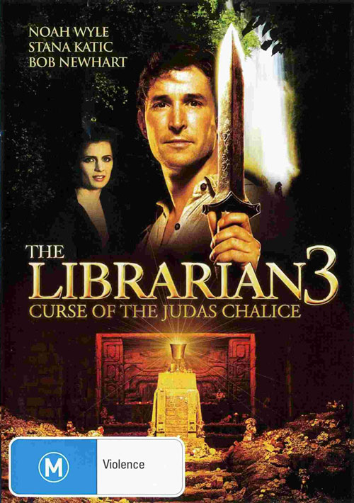 ������������ 3. ��������� ���� ���� - (The Librarian. Curse of the Judas Chalice)
