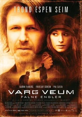 Варг Веум 4 - Падшие ангелы - (Varg Veum 4 - Falne engler)