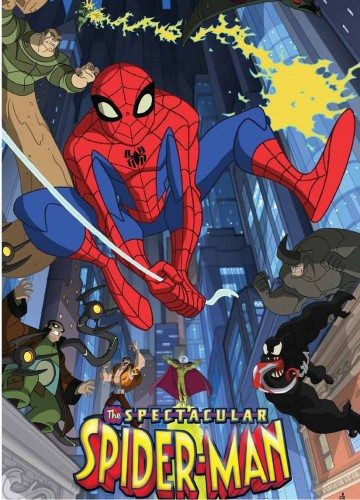 ����������� �������-���� - (The Spectacular Spider-Man)